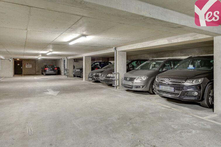 Parking Jardin du Chalet - Paris 10 avis