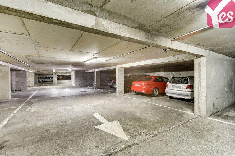 Parking Jardin du Chalet - Paris 10 souterrain