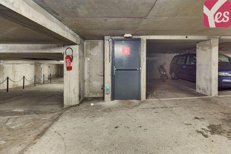 Parking Jardin du Chalet - Paris 10 location