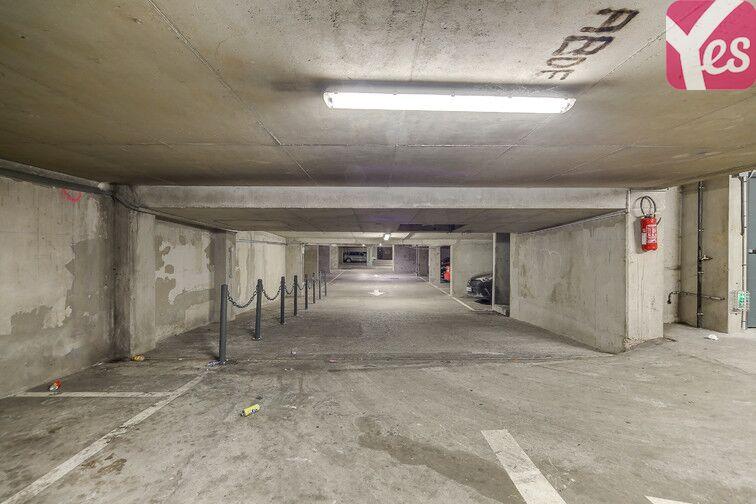 Parking Jardin du Chalet - Paris 10 gardien