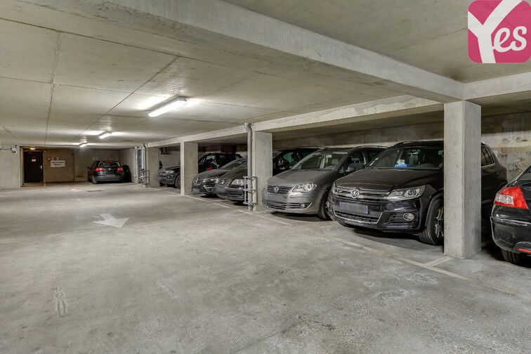 location parking Jardin du Chalet - Paris 10