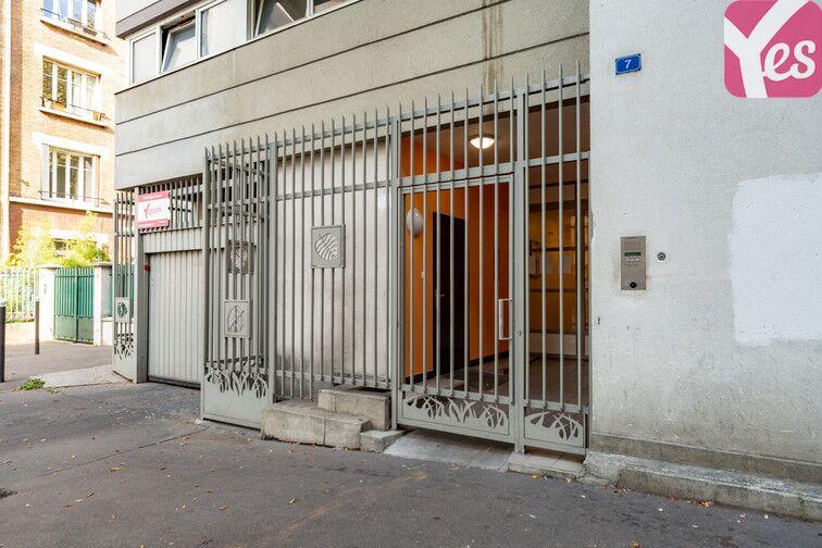Parking Rue Saint-Maur - Paris 10 location