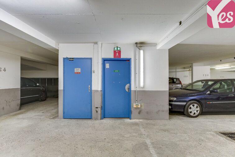 Parking Rue Saint-Maur - Paris 10 à louer