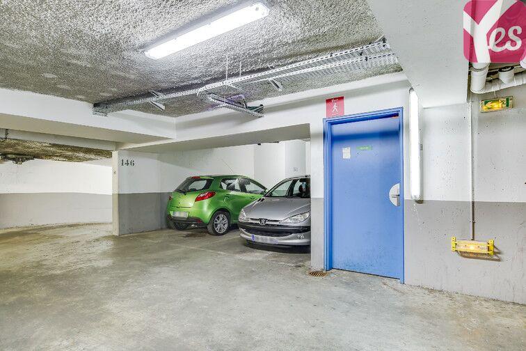 Parking Rue Saint-Maur - Paris 10 gardien