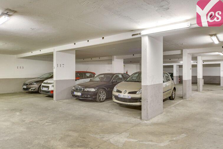 Parking Rue Saint-Maur - Paris 10 sécurisé