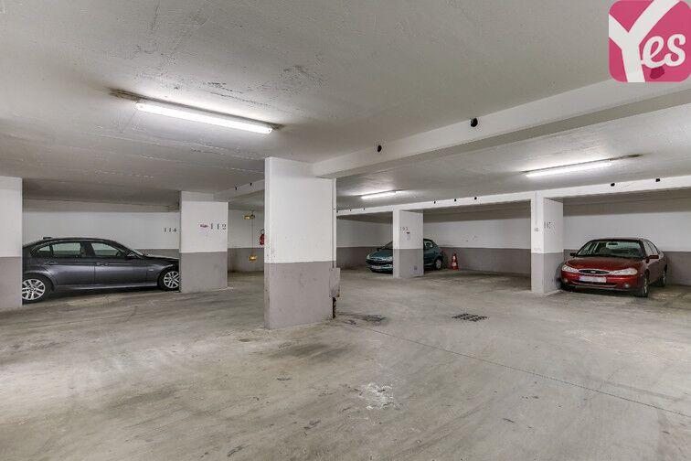 Parking Rue Saint-Maur - Paris 10 en location
