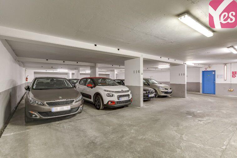 Parking Rue Saint-Maur - Paris 10 caméra