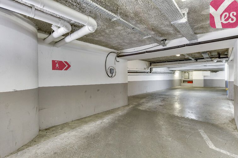 Parking Rue Saint-Maur - Paris 10 24/24 7/7