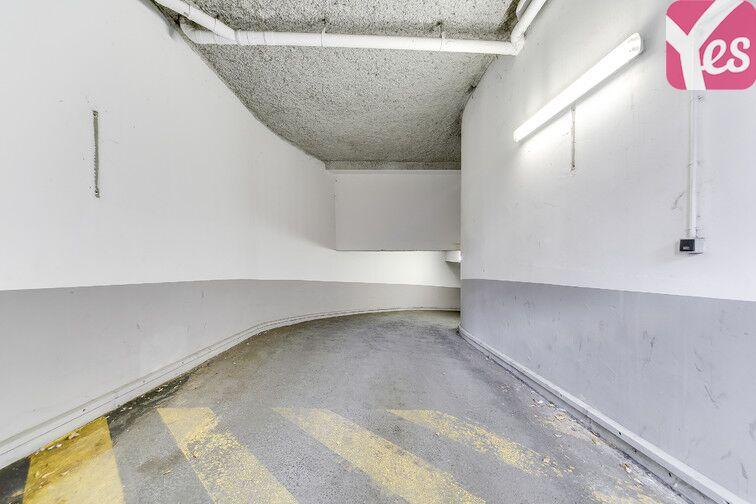 Parking Rue Saint-Maur - Paris 10 box