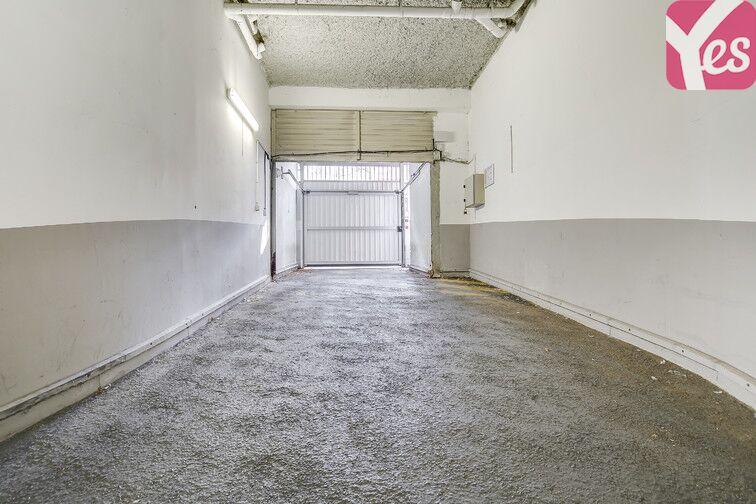 Parking Rue Saint-Maur - Paris 10 garage