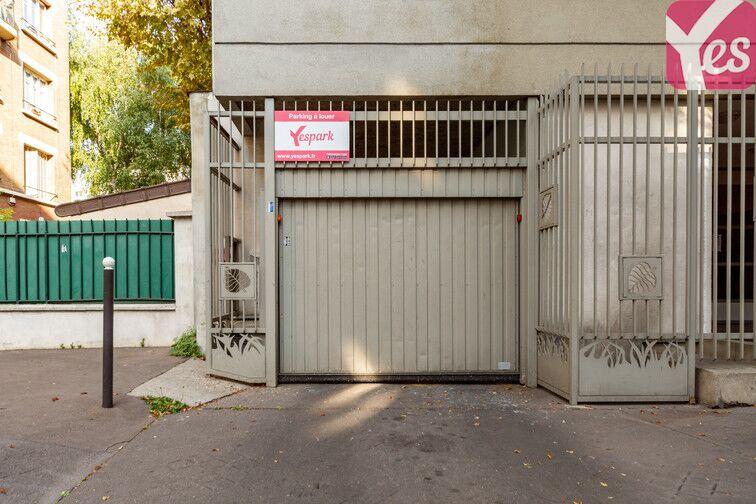 Parking Rue Saint-Maur - Paris 10 75010