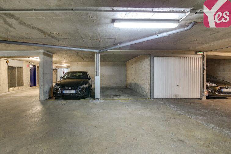 Parking Charenton-le-Pont - Conflans caméra