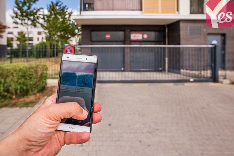 Parking Parc du Génitoy - Bussy-Saint-Georges sécurisé