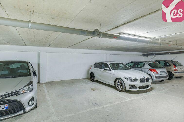 Parking Parc du Génitoy - Bussy-Saint-Georges avis