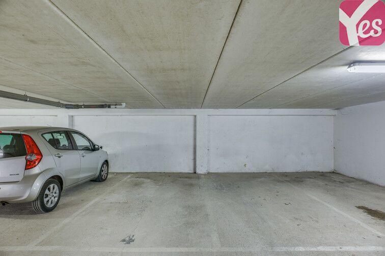 Parking Parc du Génitoy - Bussy-Saint-Georges souterrain