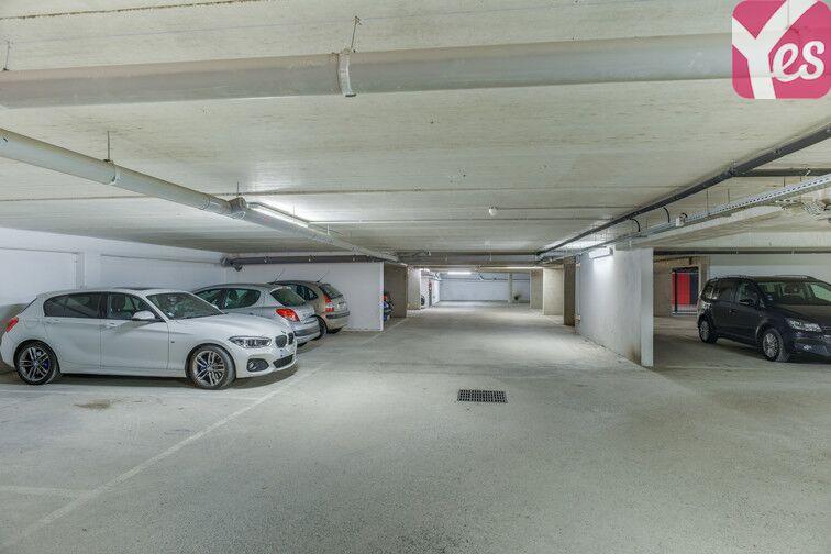 Parking Parc du Génitoy - Bussy-Saint-Georges box