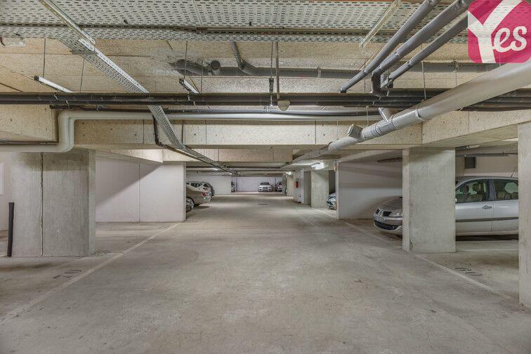 Parking Parc du Génitoy - Bussy-Saint-Georges gardien
