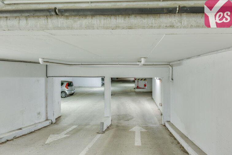 Parking Parc du Génitoy - Bussy-Saint-Georges location mensuelle