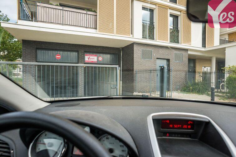 Parking Parc du Génitoy - Bussy-Saint-Georges location