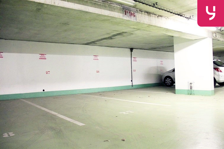 Parking Quai de Valmy 117 quai de Valmy