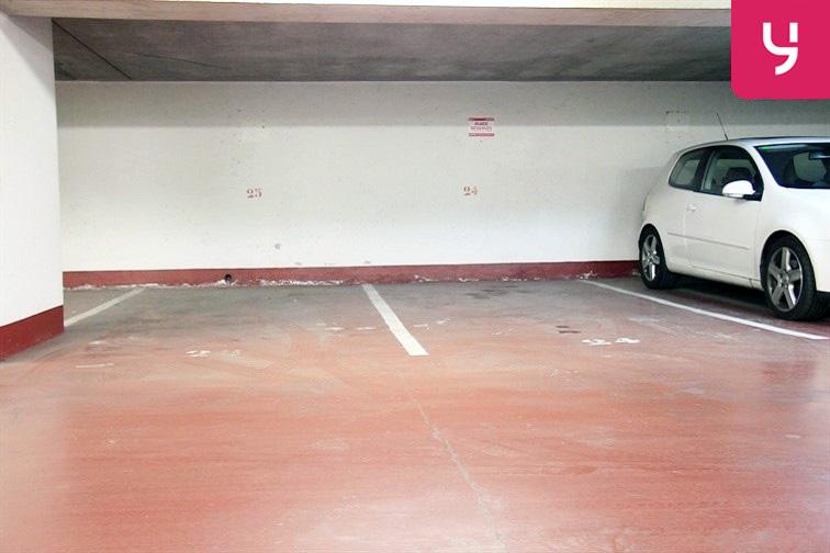 Parking Quai de Valmy à louer