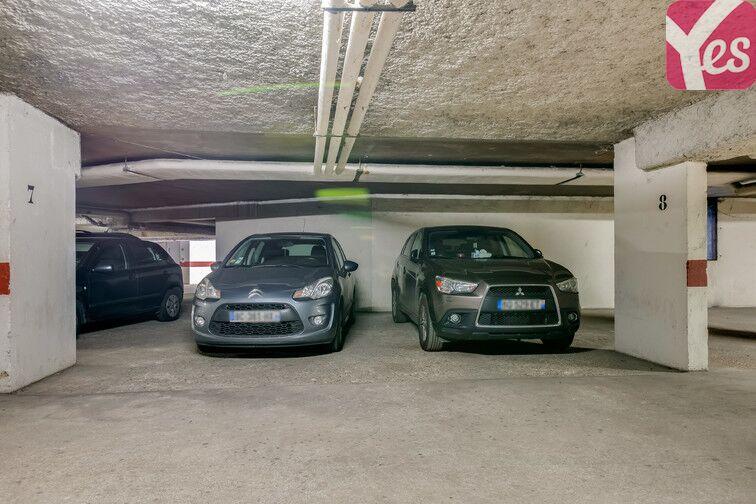 Parking Courcouronnes - Marchais Guesdon - Orme à Martin sécurisé