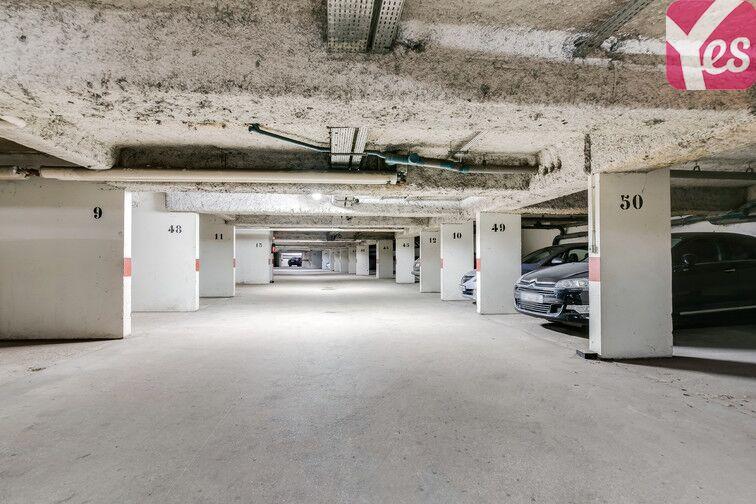 Parking Courcouronnes - Marchais Guesdon - Orme à Martin 24/24 7/7