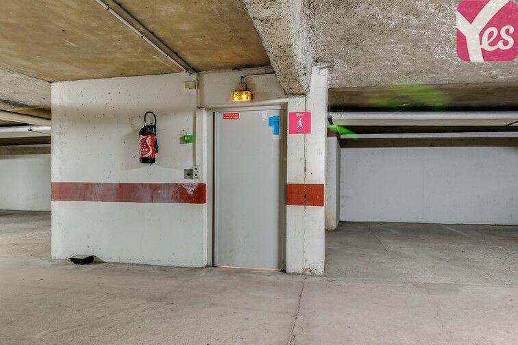 Parking Courcouronnes - Marchais Guesdon - Orme à Martin avis