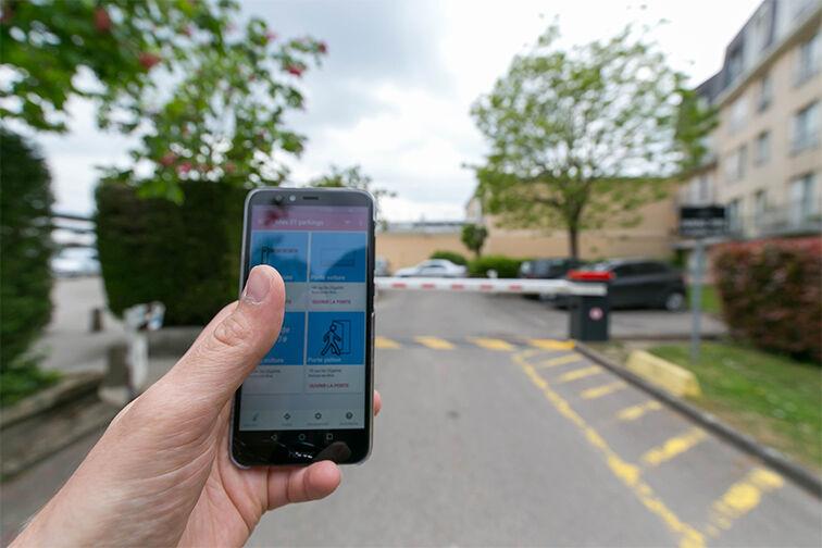 location parking Charles Le Chauve - Roissy-en-Brie