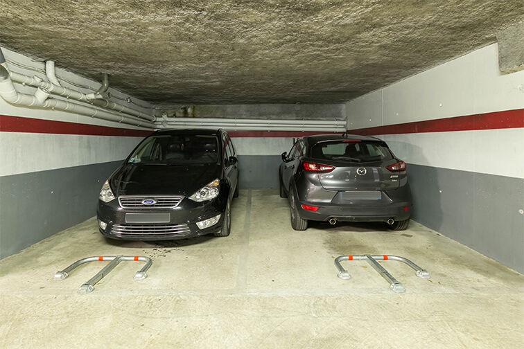 Parking Charles Le Chauve - Roissy-en-Brie 24/24 7/7
