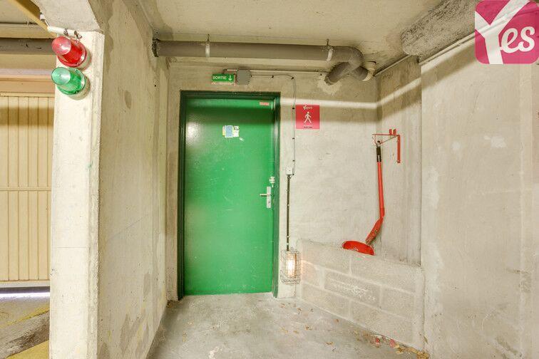 Parking Rueil-Malmaison - Coteaux sécurisé