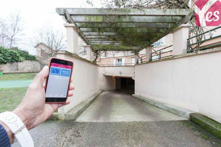Parking Rueil-Malmaison - Coteaux garage