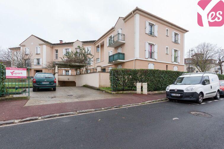 Parking Rueil-Malmaison - Coteaux location mensuelle