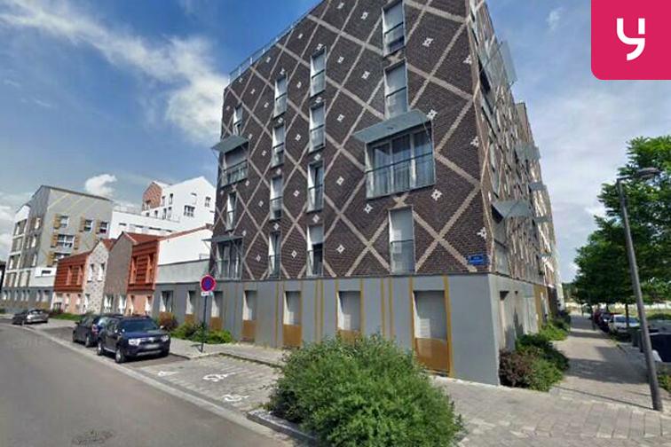 Parking Cergy Pontoise 95300