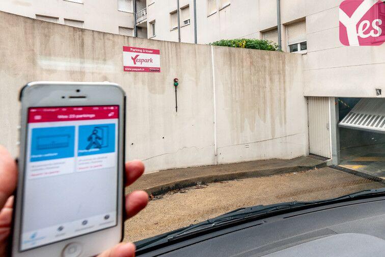 Parking Cergy Pontoise Pontoise