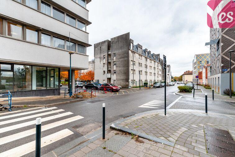 Parking Cergy Pontoise 58 avenue du Général Schmitz