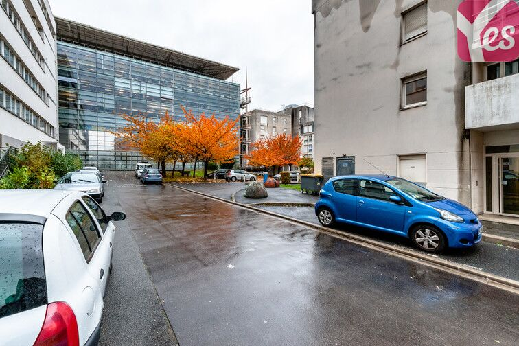 Parking Cergy Pontoise sécurisé