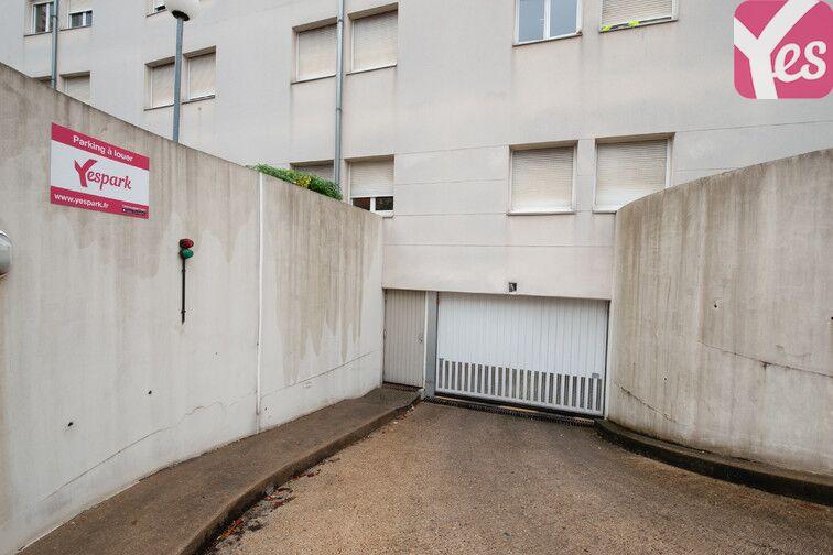 Parking Cergy Pontoise 24/24 7/7