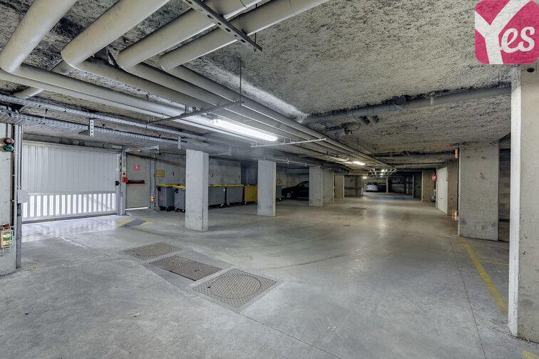 Parking Cergy Pontoise souterrain