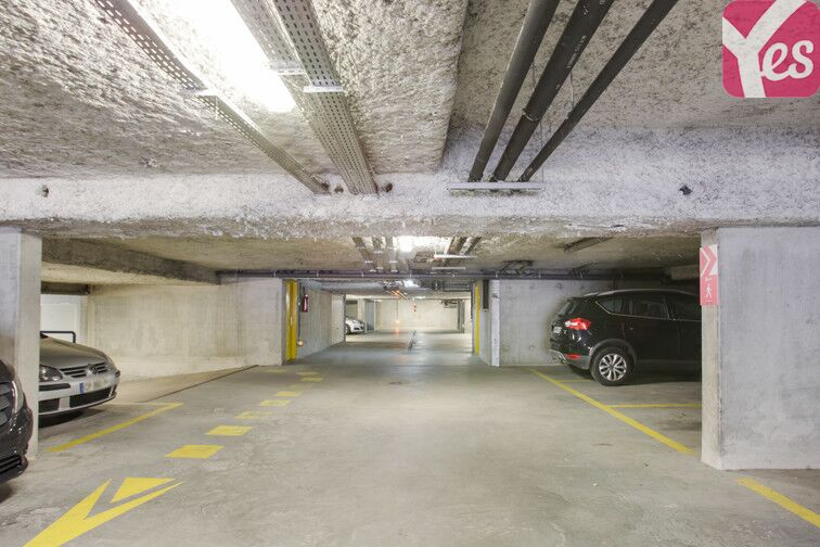 Parking Gare de Saint-Quentin-en-Yvelines location mensuelle