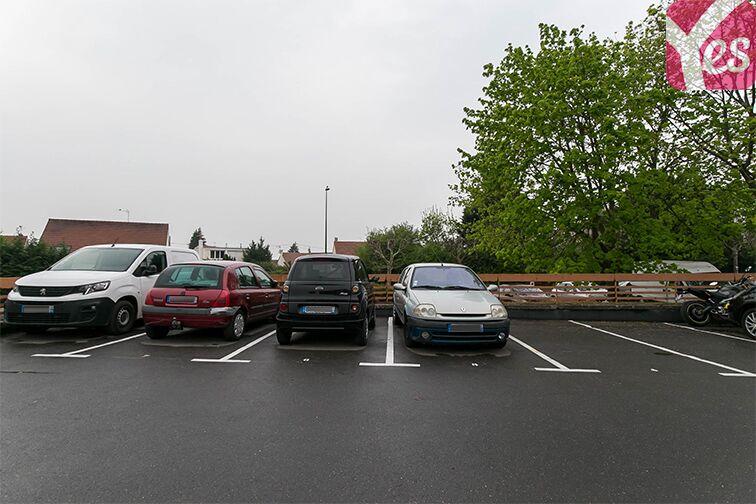 Parking Taverny - Sarments - Vaucelles sécurisé