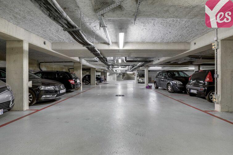 Parking Parc Stalingrad - Le Pré-Saint-Gervais garage