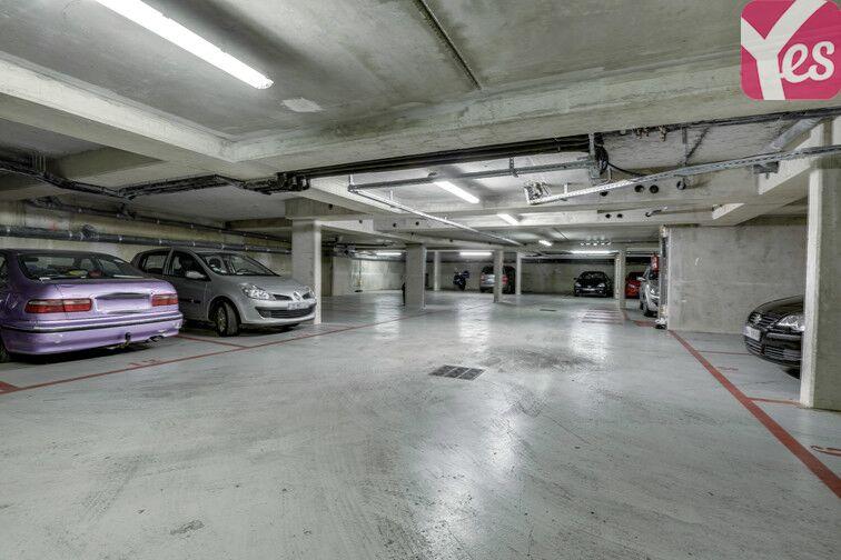 Parking Parc Stalingrad - Le Pré-Saint-Gervais location mensuelle