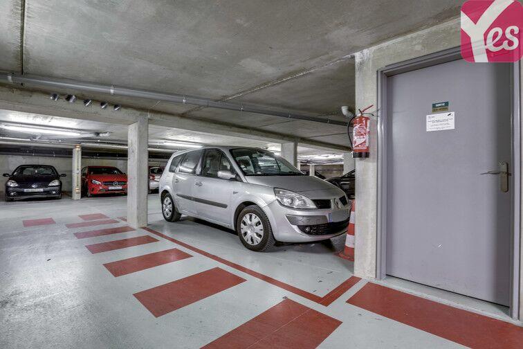 Parking Parc Stalingrad - Le Pré-Saint-Gervais gardien