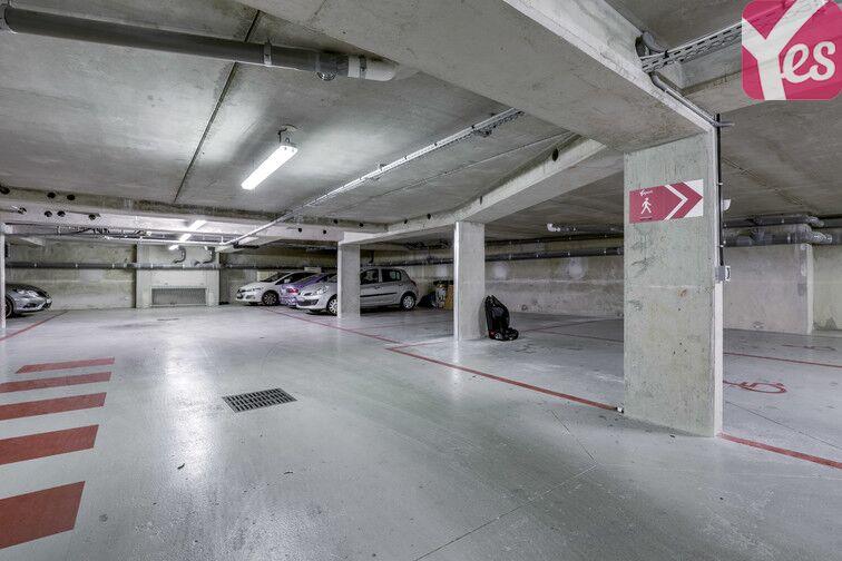 Parking Parc Stalingrad - Le Pré-Saint-Gervais sécurisé