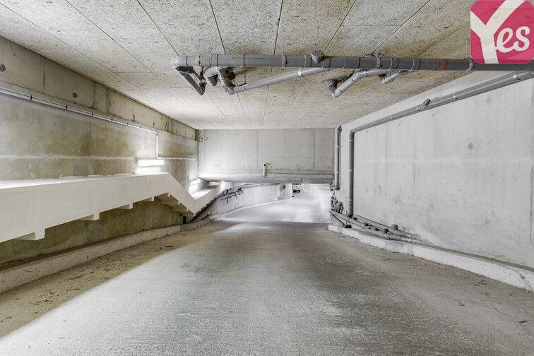 Parking Parc Stalingrad - Le Pré-Saint-Gervais Le Pré-Saint-Gervais