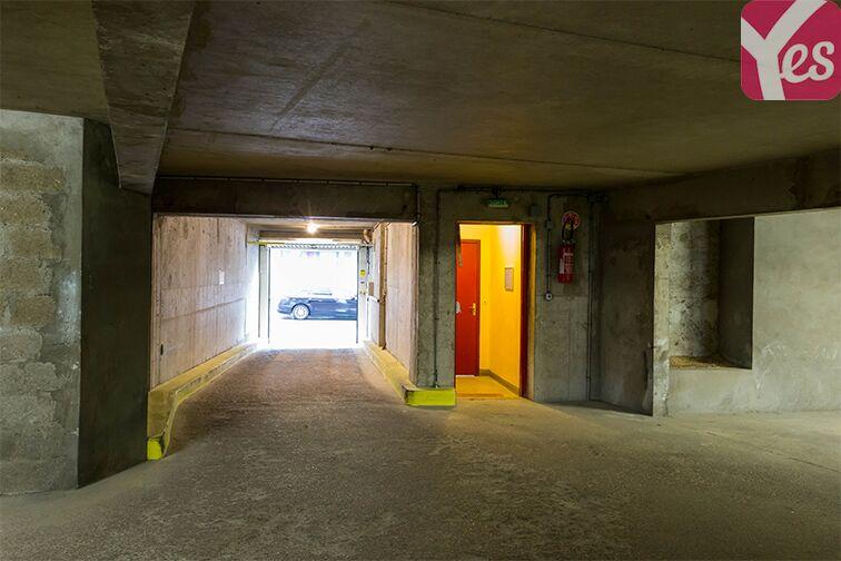 Parking Porte d'Orléans 74 rue du Père Corentin
