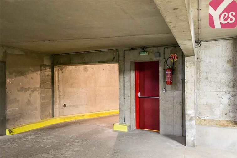 Parking Porte d'Orléans location mensuelle