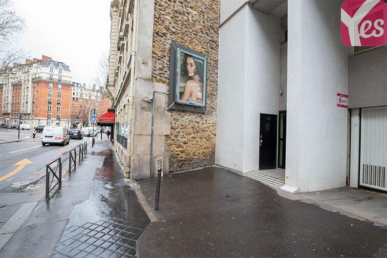 Parking Porte d'Orléans location
