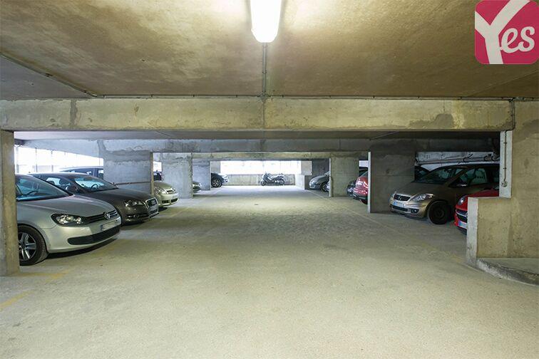 Parking Porte d'Orléans garage